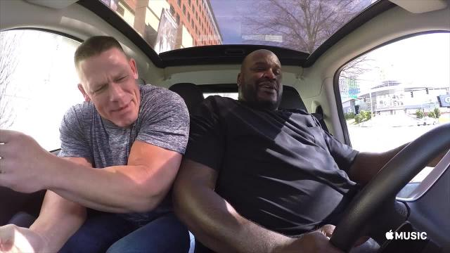 "Will Smith canta ""Willy il principe di Bel Air"" al Carpool Karaoke di James Corden"